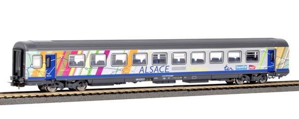 P97106 Voiture Corail SNCF, régions Alsace / Grand Est