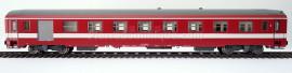 HO42029 Voiture UIC mixte première classe/fourgon livrée rouge/gris béton «PARIS OURCQ région EST»