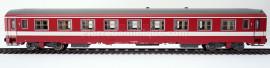 HO42034 Voiture UIC première classe livrée rouge/gris béton «PARIS OURCQ région EST»