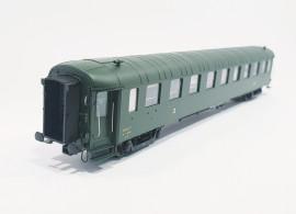 HO42239 Voiture OCEM seconde classe B9 54290 livrée SUD-EST du dépôt de PARIS-CONFLANS