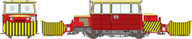 MB-108 DRAISINE DU65-6-132 CHASSE NEIGE SUD EST SNCF