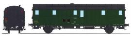VB-312 FOURGON OCEM 32 toit et bouts noirs, 3 feux REGION SUD-EST SNCF N°26510