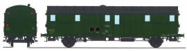 VB-313 FOURGON OCEM 32 toit noir, bouts verts, 3 feux REGION EST SNCF N°19787