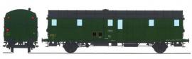 VB-314 FOURGON OCEM 32 toit noir, bouts verts, 3 feux REGION SUD-OUEST SNCF N°49808