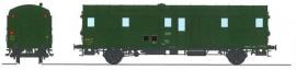 VB-315 FOURGON OCEM 32 vert 306, 3 feux REGION EST SNCF N°19948