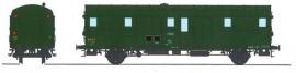 VB-316 FOURGON OCEM 32 vert 306, 3 feux REGION SUD-EST SNCF N°58689