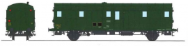 VB-317 FOURGON OCEM 32 vert 306, 3 feux REGION OUEST SNCF N°39943