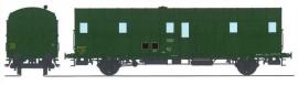 VB-326 FOURGON OCEM 32 Vert 306, sans feux REGION EST SNCF N°19903