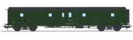 VB-362 FOURGON ex-PLM, métallisé, toit noir, vert 306 SNCF N°58867
