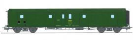VB-364 FOURGON ex-PLM, métallisé, vert 301 SNCF N°51 87 92-47 342-4