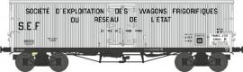 WB-531 Wagon TP FRIGO Origine ETAT Ep.II