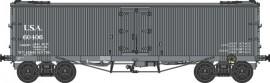 WB-533 Wagon TP FRIGO Origine à Trappes à Glace USA Ep.II