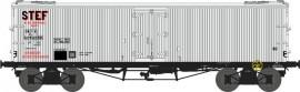 WB-535 Wagon TP FRIGO Origine à Trappes à glace SNCF Ep.III