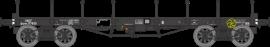 WB-513 Wagon plat TP ranchers courts Ep III B SNCF Qrywv 177835