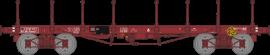 WB-516 Wagon plat TP ranchers longs Ep IV SNCF N°21 87 387 8 211-7