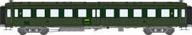 VB-237  VOITURE « Bacalan » B11 Ep.IV SNCF – Reprises de peinture