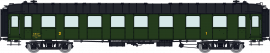 VB-281 SET de 3 Voitures OCEM RA Toit Noir A3B5myfi/C9myfi/B4Dmyi SNCF
