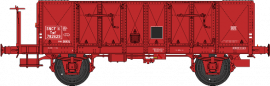 WB-479 Set de 2 tombereaux Ocem 29 Brun rouge SNCF