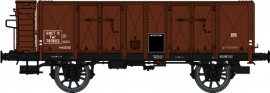 WB-482 Tombereau Ocem 29 Brun SNCF