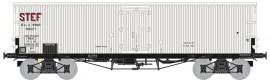 WB-578 Wagon TP FRIGO Origine PLM STEF