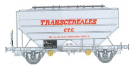 WB-560 Wagon céréalier RICHARD Ep.IV TRANSCEREALES CTC