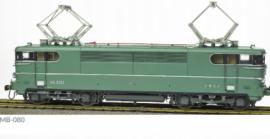 MB080 LOCOMOTIVE ELECTRIQUE BB 9262 LIVREE ORIGINE VERTE PARIS SO SNCF