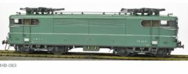 MB083 Locomotive électrique BB 9232 Verte Feux Rouges séparés Paris SO