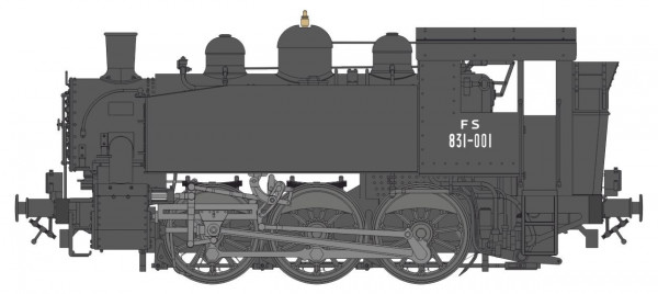 MB-042 030 TU FS 831.001 – Italie EXCLUSIVITE ACME