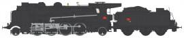 MB-126S  LOCOMOTIVE A VAPEUR 4-141 F 309 PERIGUEUX SNCF