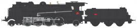 MB-128 LOCOMOTIVE A VAPEUR 5-141 E 234 GRENOBLE SNCF