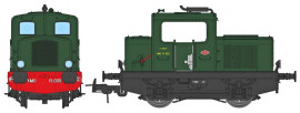MB090S - MOYSE 32 TDE, SNCF Vert 306, Traverse rouge, phare Marchal - DCC SOUND, REE