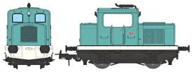 MB092 - MOYSE 32 TDE Industriel, BLEU pas de phare