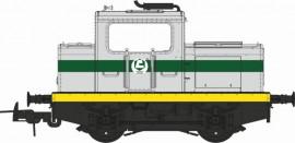 MB-122 MOYSE 32 TDE, INDUSTRIEL Ex-SNCF, Ciments LAFARGE