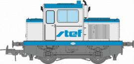 MB-124S MOYSE 32 TDE, INDUSTRIEL Ex-SNCF « STEF »