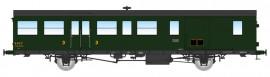 VB-294 Voiture modernisée Sud-Ouest SNCF 3ème classe/fourgon C4Dt