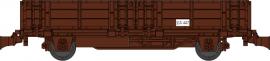 WB-564 WAGONNET DE DRAISINE TOMBEREAU SNCF