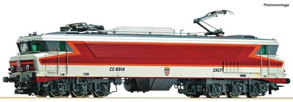73398 - Locomotive électrique série CC 6514, SNCF