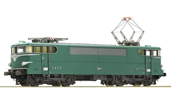 73049 LOCOMOTIVE ELECTRIQUE BB 9200 SNCF
