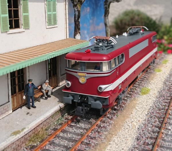 73396 - Locomotive électrique BB 9278 CAPITOLE, SNCF