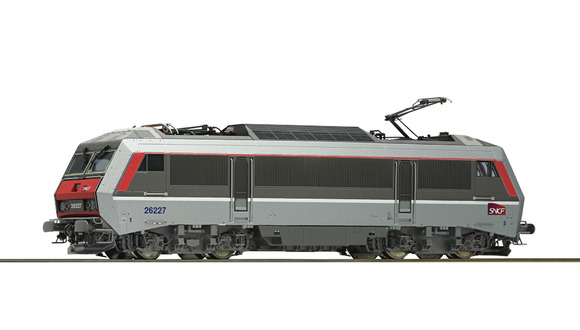73860 LOCOMOTIVE ELECTRIQUE BB 26000 SYBIC MULTISERVICE SNCF DIGITAL SOUND