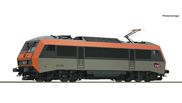 73858 Locomotive Electrique BB26000 logo Carmillon SNCF