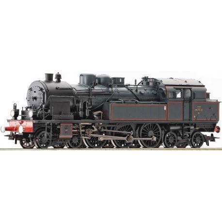 72166 Locomotive à vapeur 232 TC livrée noire
