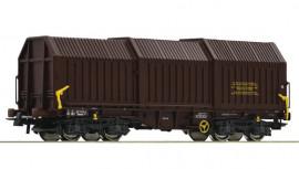 67539 Wagon à ouverture télescopique, Sncf