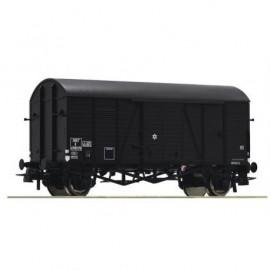 76321 Wagon de marchandises en caisse, SNCF
