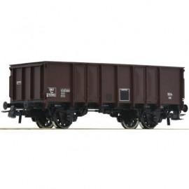 76515 Wagon tombereau à essieux livrée brun