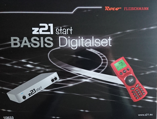 10833 Coffret numérique de base z21 start.