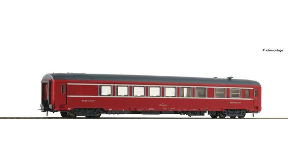 74358 VOITURE RESTAURANT UIC-Y VRU SNCF