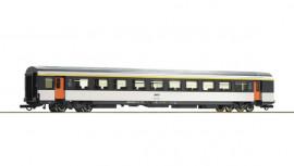 74530 Voiture voyageurs corail première classe A10tu avec logo encadré