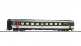74533 Voiture voyageurs corail seconde classe B11rtu avec logo encadré