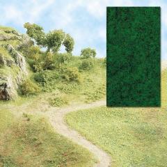 BUE7110 Flocage herbe vert foncé